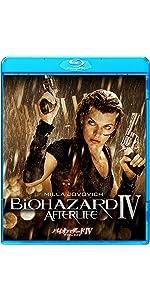 バイオハザードIV アフターライフ [AmazonDVDコレクション] [Blu-ray]