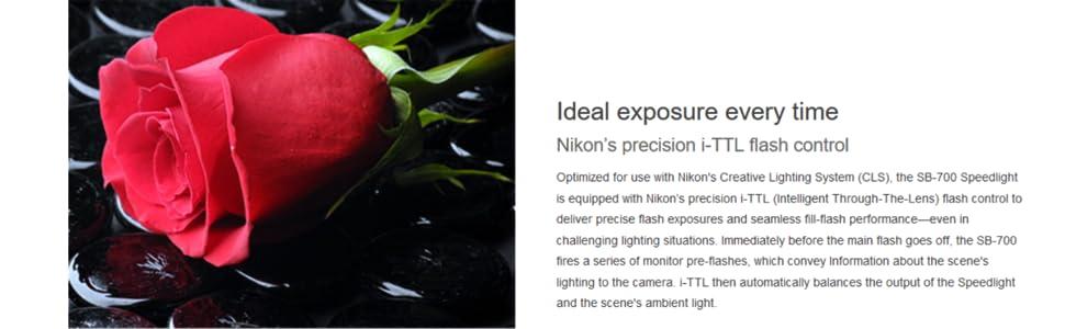 Speedlight Flash for Nikon Digital SLR Cameras