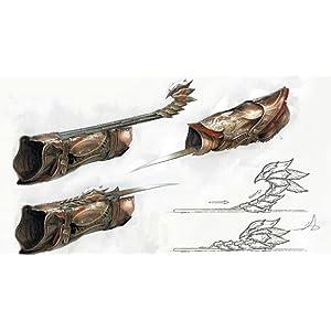 Assassins Creed Syndicate Assassins Gauntlet with Hidden Blade