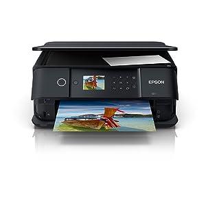 Epson Expression Premium XP-6100, Impresora, USB, LAN inalámbrica, XL, Negro