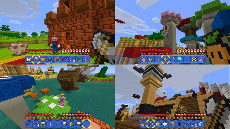 minecraft wii u free download