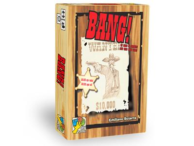Bang no name giochi e giocattoli - Gioco da tavolo bang ...