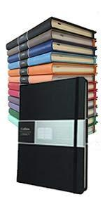 Legacy diary notebooks