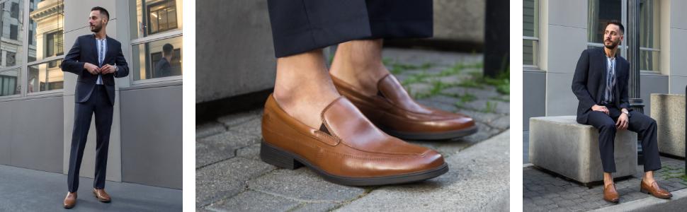 Clarks Men/'s Tilden Walk Oxford