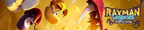 Rayman Legends Definitive Edition [Switch]