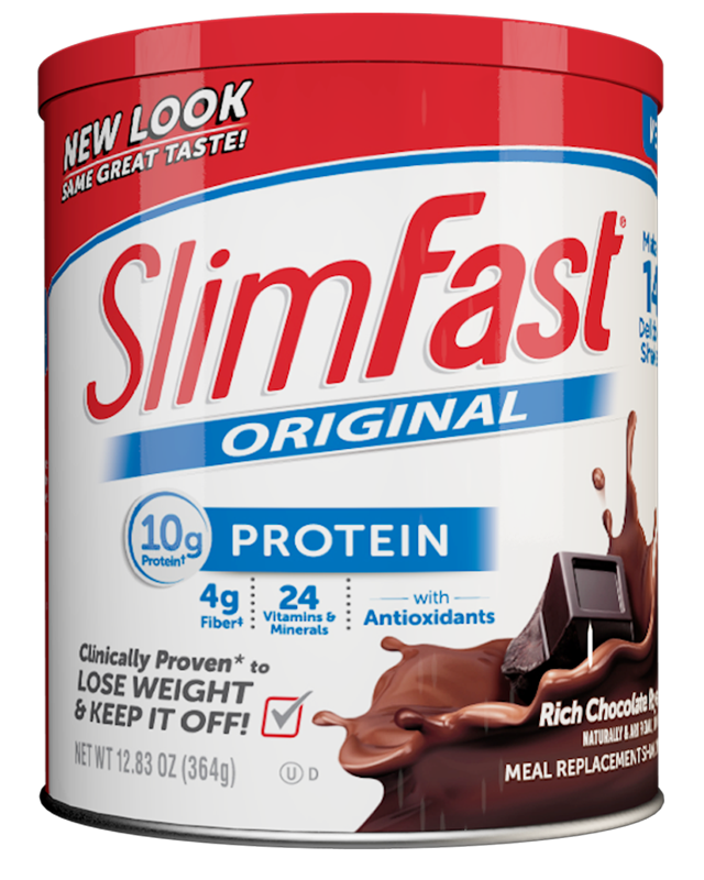 Common Questions and Answers about Slim fast vs special k protein shake