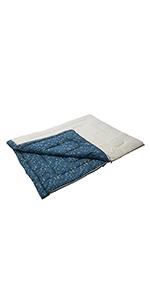 寝袋 アドベンチャースリーピングバッグ C0 使用可能温度4度 封筒型