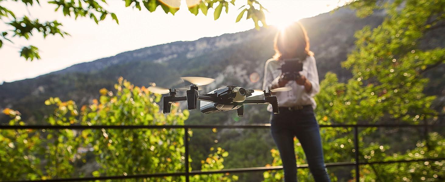 ANAFI Drone - Return to Home