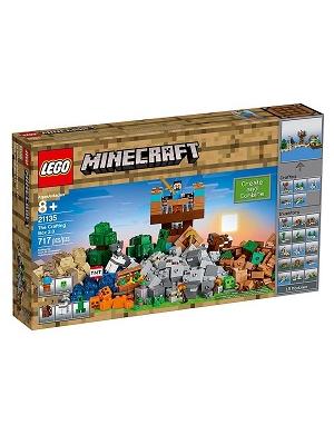 レゴ(LEGO)マインクラフトクラフトボックス2.0