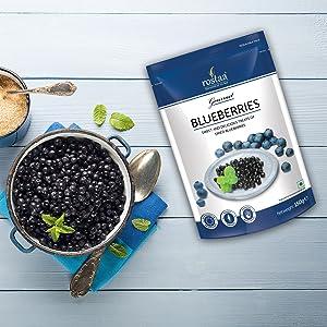 Rostaa Value Pack, Blueberries, 1kg