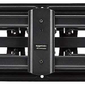 AmazonBasics - Soporte para televisión de doble brazo y pleno ...