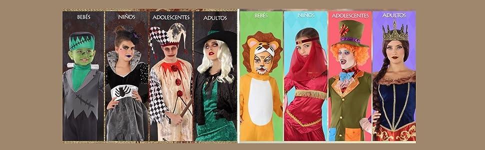 Atosa- Disfraz parchís, M-L (15400): Amazon.es: Juguetes y juegos