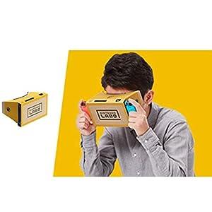 SWITCH Nintendo LABO: Kit de VR (set básico con desintegrador): Amazon.es: Videojuegos