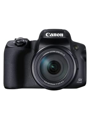 Canon PowerShot SX70 HS - Cámara Bridge de 20.3 MP (Zoom óptico de ...