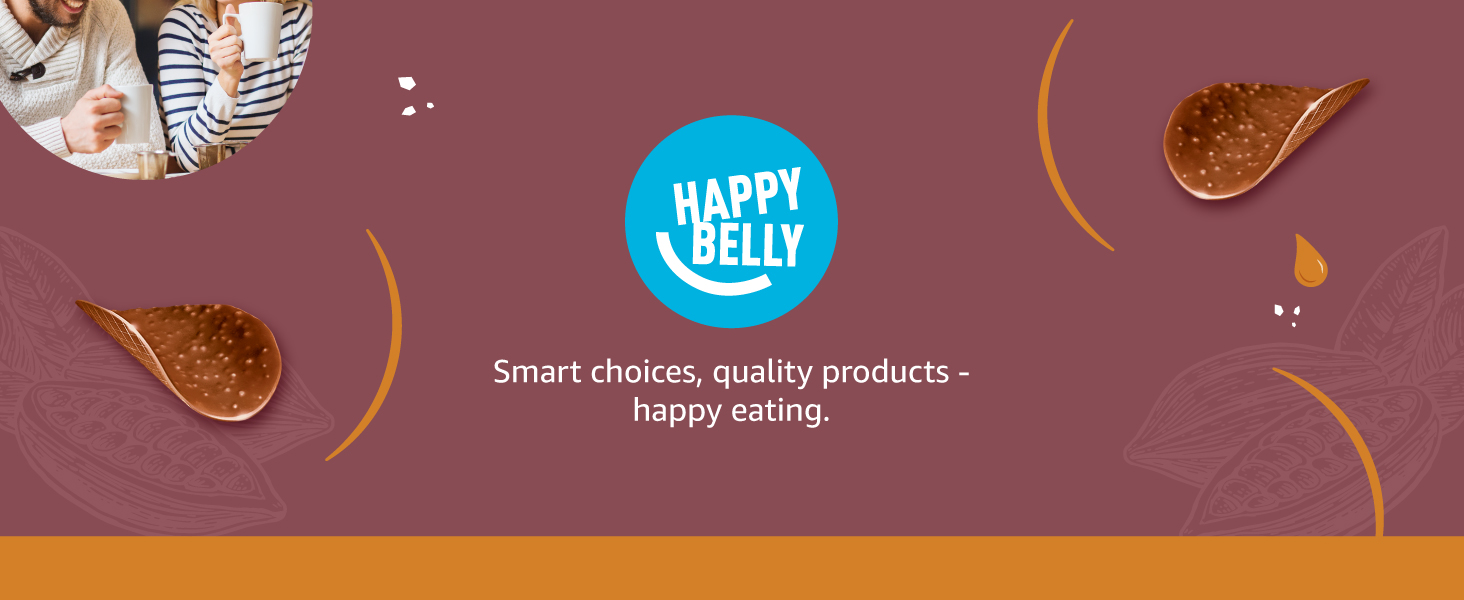 Smart choices, quality products - happy eating.
