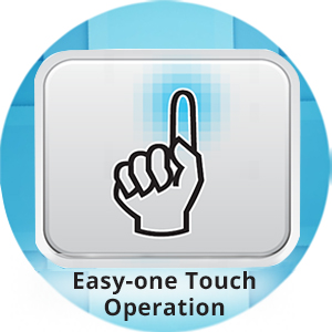 Easy one touch