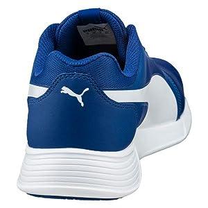 Zapato de entrenamiento cruzado ST Evo para hombre, True Blue-Puma White, 11.5 M US