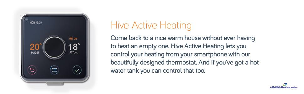 Hive active heating and hot water thermostat with self installation read more cheapraybanclubmaster Image collections