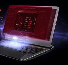 ASUS ROG G752VS(KBL)-BA270T 17 3 Inch FHD Gaming Laptop (Intel Kabylake  i7-7820HK, 32 GB RAM, 512 GB PCIE SSD + 1 TB HDD, NVIDIA GTX1070 8GB,  Windows