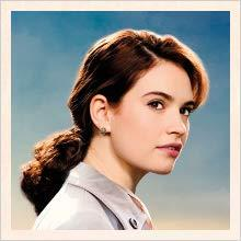 Juliet Ashton (Lily James)