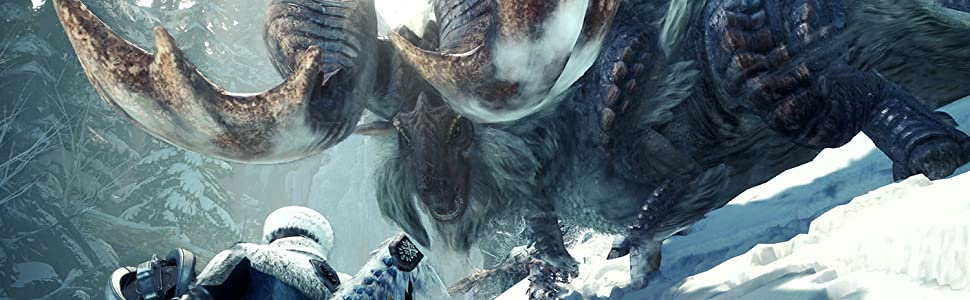 Monster Hunter World: Iceborne - Master Edition - PS4: Amazon.es ...