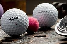 TITLEIST(タイトリスト) ゴルフボール Pro V1X T2045S-LEJ ディンプルデザイン