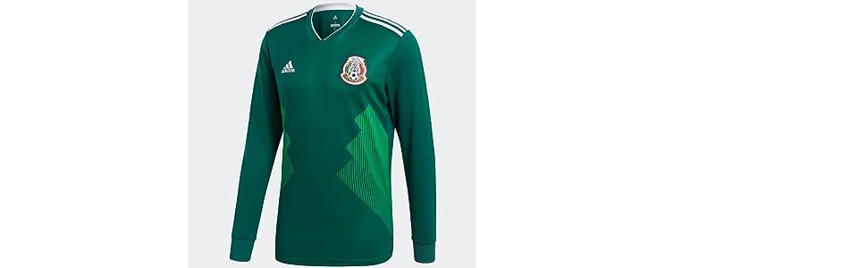 Jersey Oficial Selección de México Local para Hombre 91f3c142512dc