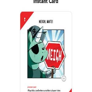 neigh card