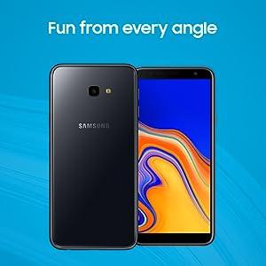 Samsung Galaxy J4 Plus (Black, 2GB RAM, 32GB Storage)