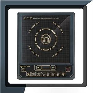 Bajaj Majesty ICX 3 1400-Watt Induction Cooker (Black)