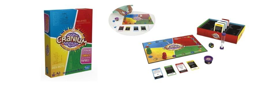 Hasbro cranium party gioco di societ lingua francese - Cranium gioco da tavolo prezzo ...