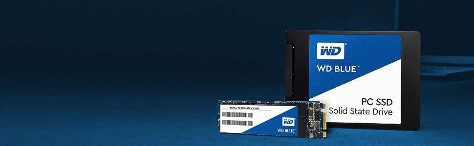 WD Blue, disco de estado sólido (SSD) interno de 1 TB - SATA a 6 ...