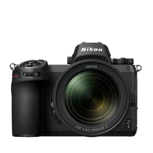 Nikon Z 6 Spiegellose Vollformat Kamera Kamera