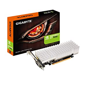 Amazon.com: Gigabyte GeForce GT 1030 gv-n1030sl-2gl Silent ...