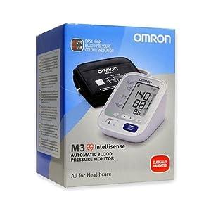 OMRON M3 - Tensiómetro de brazo digital con detección del pulso ...