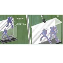 モデルカバー 壁掛け薄型  ディスプレイケース