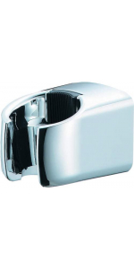 SANEI PCシャワー掛具 ビス位置調整可能 ビス・プラグ付き メッキ PS32-85-C