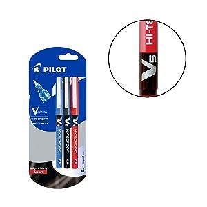 Pilot V5 Liquid Ink Roller Ball Pen
