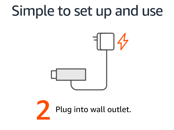 Plug into wall outlet.