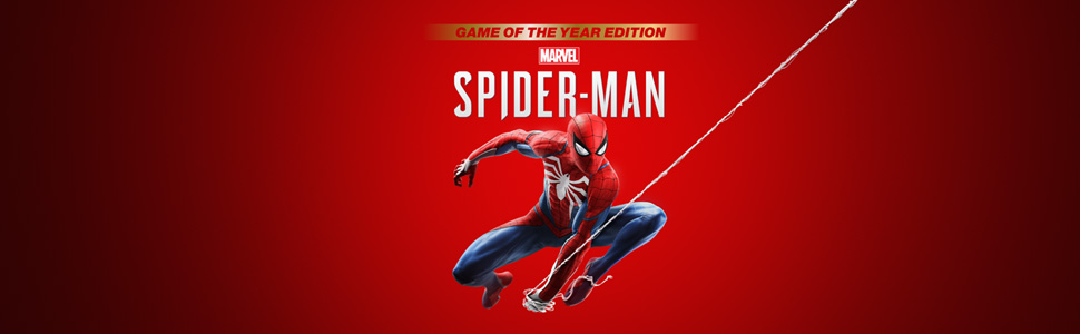 Marvels Spider-Man Game of The Year Edition (PS4)