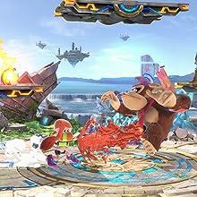 Super Smash Bros. Ultimate + Pin (Nintendo Switch): Amazon ...