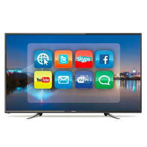 Nikai UHD55SLEDT 55 Inch 4K UHD Android LED TV - Grey