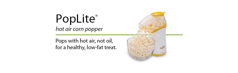Amazon Presto 04820 Poplite Hot Air Popper Electric Popcorn