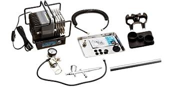 GSIクレオス Mr.リニアコンプレッサー L7 レギュレーター/プラチナセット ホビー用塗装用具 PS309