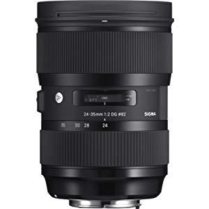Sigma 24-35mm F2 DG HSM ART para montura Nikon: SIGMA: Amazon.es ...