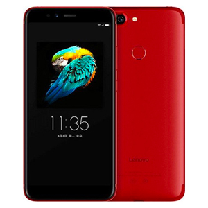 Lenovo S5 Dual SIM - 64GB, 4GB RAM, 4G LTE, Red: Amazon com: mr abazeed