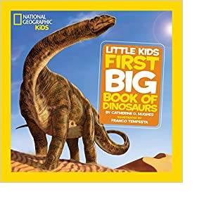Little Kids First Big Book of Dinosaurs