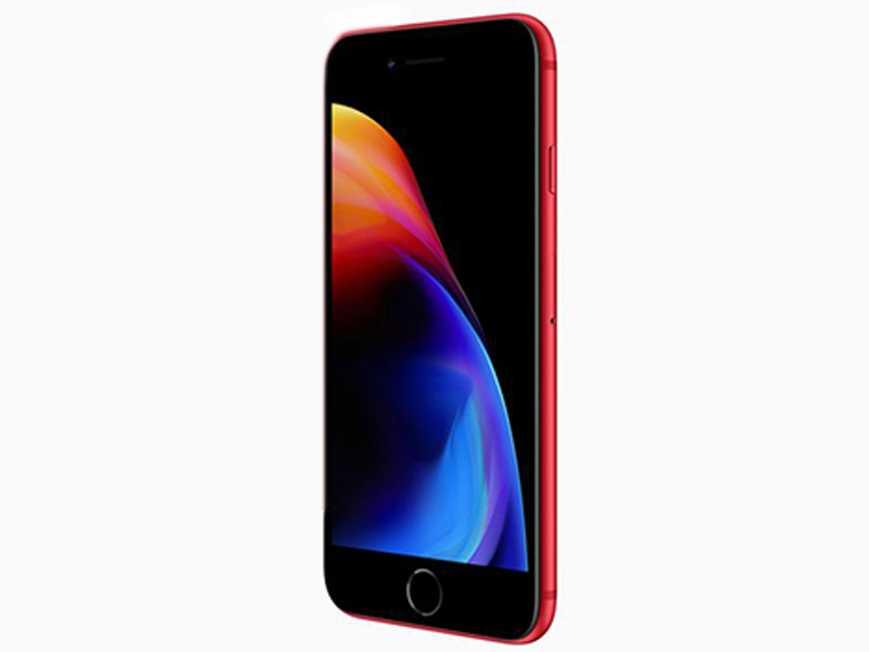 Apple iPhone 8 with FaceTime - 64GB, 4G LTE, Red