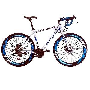 Helliot Bikes Helliot Sport 02 Bicicleta de Carretera, Unisex ...