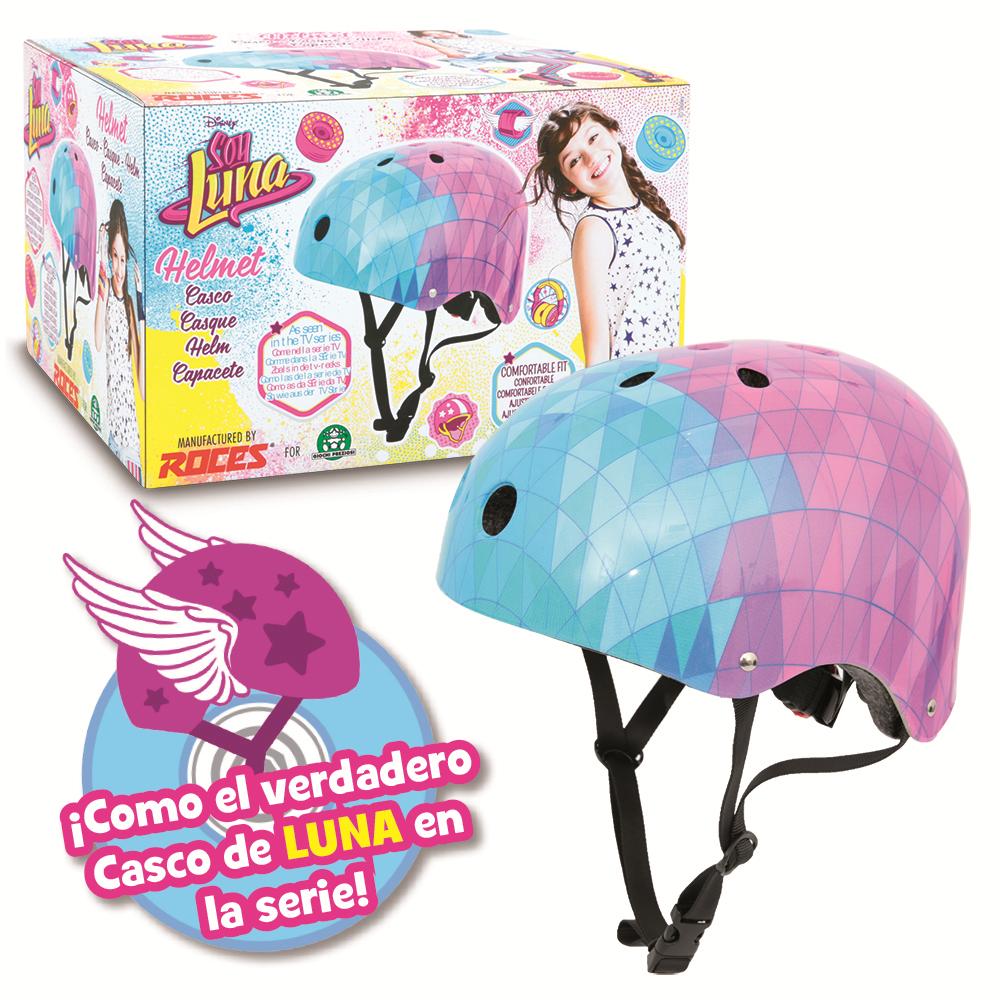 Soy Luna Soy Luna-YLU78 Casco de protección (Giochi Preziosi ...